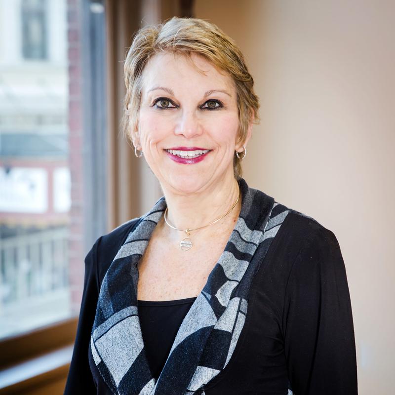 Judy Lalli headshot